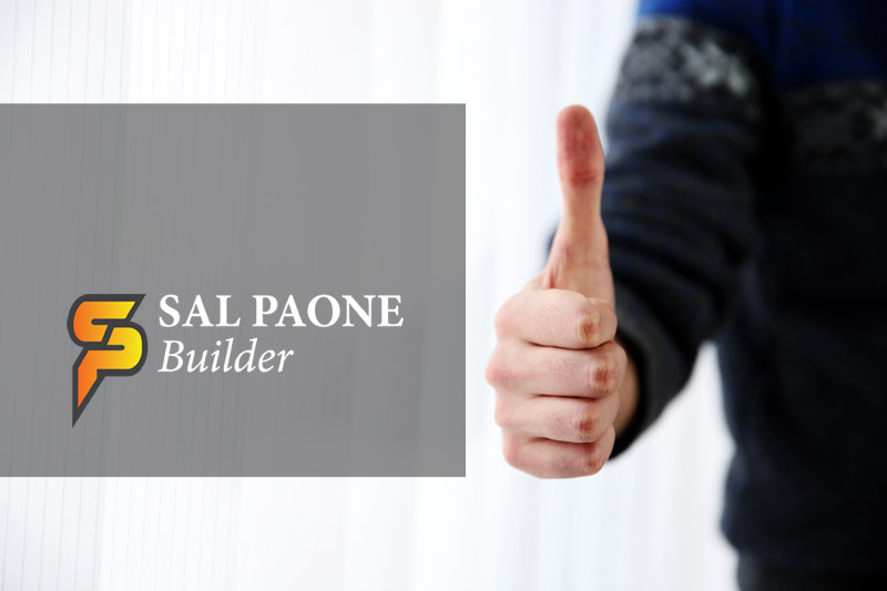 sal paone builder feedback
